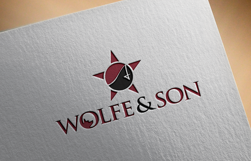 A. Wolfe and Son A Logo, Monogram, or Icon  Draft # 302 by B4BEST