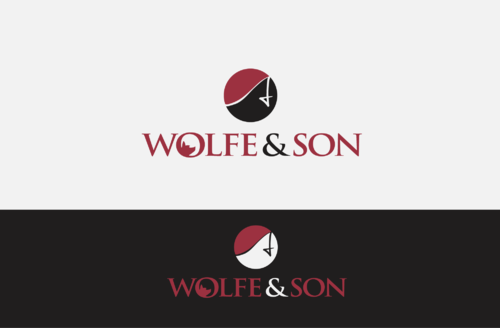 A. Wolfe and Son A Logo, Monogram, or Icon  Draft # 303 by B4BEST