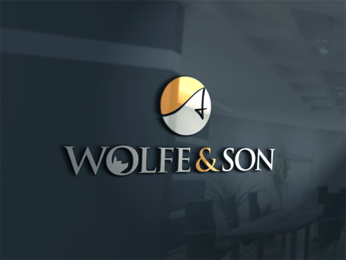 A. Wolfe and Son A Logo, Monogram, or Icon  Draft # 305 by B4BEST