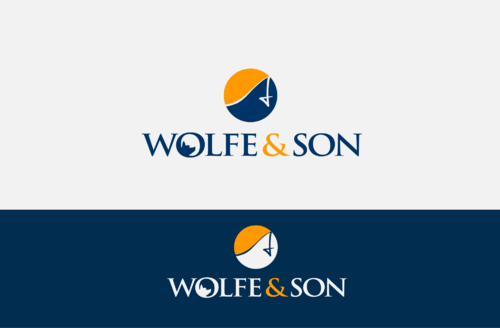 A. Wolfe and Son A Logo, Monogram, or Icon  Draft # 306 by B4BEST