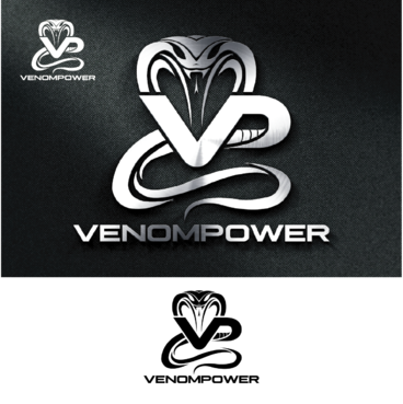 VP -  VENOMPOWER A Logo, Monogram, or Icon  Draft # 179 by phraimsondesign