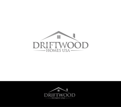 Driftwood Homes USA A Logo, Monogram, or Icon  Draft # 10 by BigStar
