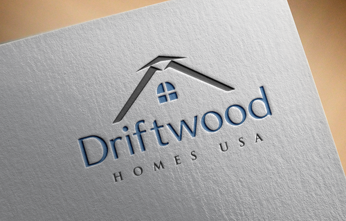 Driftwood Homes USA A Logo, Monogram, or Icon  Draft # 20 by jackHmill