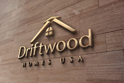 Driftwood Homes USA A Logo, Monogram, or Icon  Draft # 22 by jackHmill