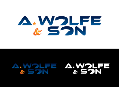 A. Wolfe and Son A Logo, Monogram, or Icon  Draft # 320 by zetensai