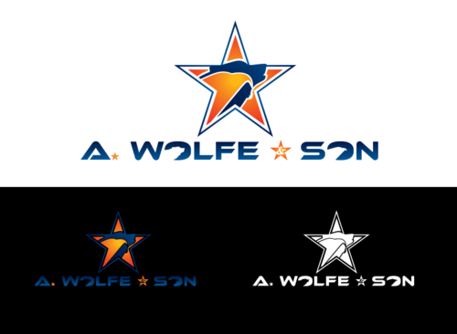 A. Wolfe and Son A Logo, Monogram, or Icon  Draft # 321 by zetensai