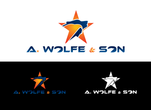 A. Wolfe and Son A Logo, Monogram, or Icon  Draft # 322 by zetensai