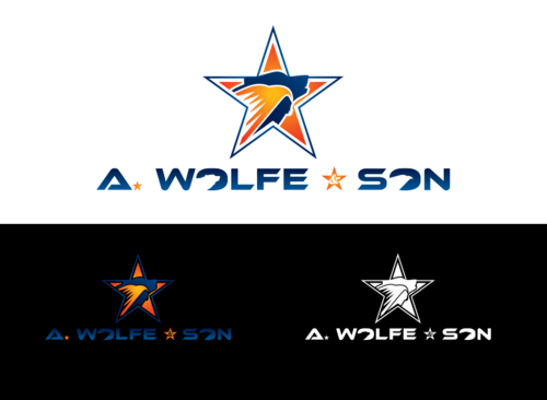 A. Wolfe and Son A Logo, Monogram, or Icon  Draft # 323 by zetensai