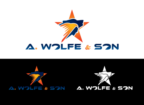 A. Wolfe and Son A Logo, Monogram, or Icon  Draft # 324 by zetensai