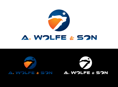 A. Wolfe and Son A Logo, Monogram, or Icon  Draft # 325 by zetensai