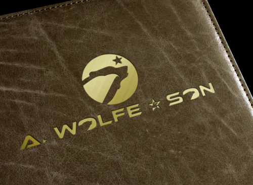 A. Wolfe and Son A Logo, Monogram, or Icon  Draft # 327 by zetensai