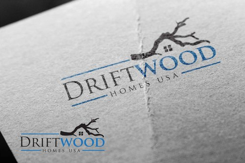 Driftwood Homes USA A Logo, Monogram, or Icon  Draft # 66 by TonixDesign
