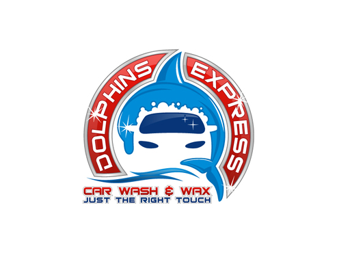 Dolphins express car wash & wax