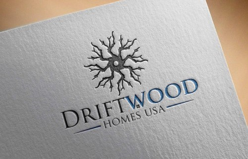 Driftwood Homes USA A Logo, Monogram, or Icon  Draft # 69 by TonixDesign