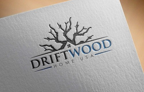 Driftwood Homes USA A Logo, Monogram, or Icon  Draft # 70 by TonixDesign