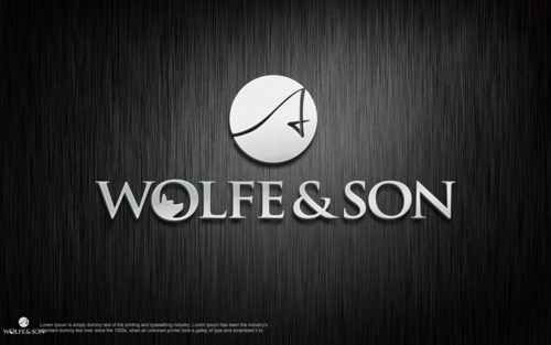A. Wolfe and Son A Logo, Monogram, or Icon  Draft # 332 by B4BEST