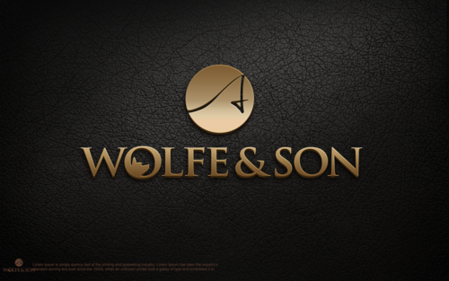 A. Wolfe and Son A Logo, Monogram, or Icon  Draft # 333 by B4BEST