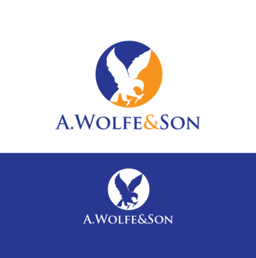 A. Wolfe and Son A Logo, Monogram, or Icon  Draft # 342 by anijams