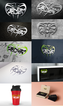 VP -  VENOMPOWER A Logo, Monogram, or Icon  Draft # 232 by pRommeL21