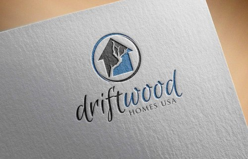 Driftwood Homes USA A Logo, Monogram, or Icon  Draft # 137 by TonixDesign