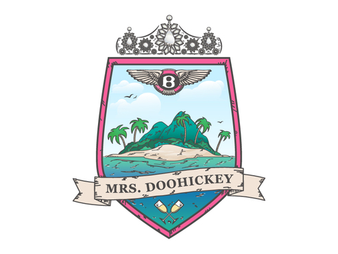 Mrs. Doohickey  A Logo, Monogram, or Icon  Draft # 68 by OhMangoTwo
