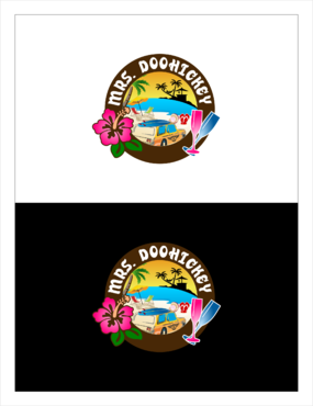 Mrs. Doohickey  A Logo, Monogram, or Icon  Draft # 72 by Hernan2015