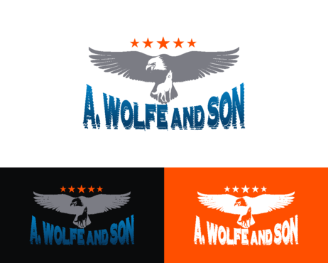 A. Wolfe and Son A Logo, Monogram, or Icon  Draft # 407 by simpleway