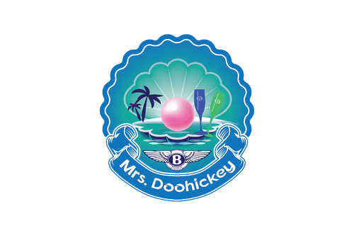 Mrs. Doohickey  A Logo, Monogram, or Icon  Draft # 84 by KenArrok