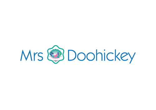 Mrs. Doohickey  A Logo, Monogram, or Icon  Draft # 86 by KenArrok