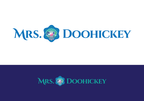 Mrs. Doohickey  A Logo, Monogram, or Icon  Draft # 93 by KenArrok