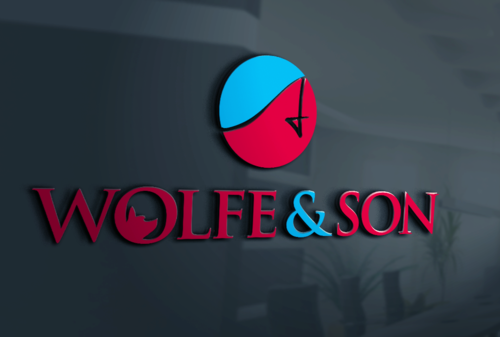 A. Wolfe and Son A Logo, Monogram, or Icon  Draft # 445 by B4BEST
