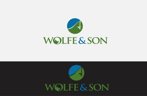 A. Wolfe and Son A Logo, Monogram, or Icon  Draft # 447 by B4BEST