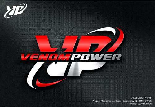 VP -  VENOMPOWER A Logo, Monogram, or Icon  Draft # 337 by validesign