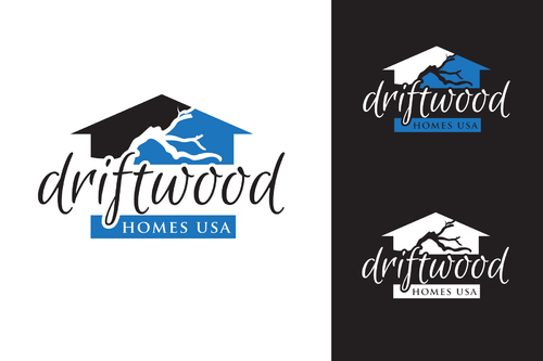 Driftwood Homes USA A Logo, Monogram, or Icon  Draft # 246 by TonixDesign