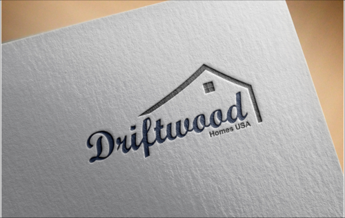 Driftwood Homes USA A Logo, Monogram, or Icon  Draft # 436 by Twins88art