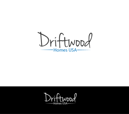 Driftwood Homes USA A Logo, Monogram, or Icon  Draft # 453 by BigStar