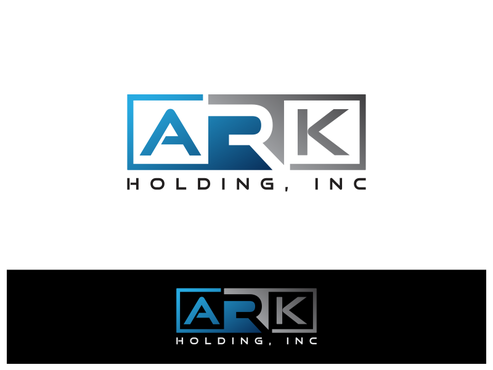Ark Holdings, Inc. A Logo, Monogram, or Icon  Draft # 460 by falconisty