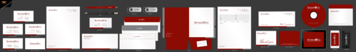 Botros & Co Chartered Accountants Business Cards and Stationery Winning Design by einsanimation
