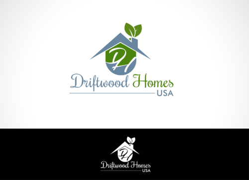 Driftwood Homes USA A Logo, Monogram, or Icon  Draft # 506 by jynemaze