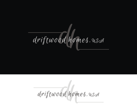 Driftwood Homes USA A Logo, Monogram, or Icon  Draft # 534 by simpleway