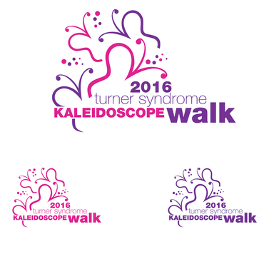 Turner Syndrome Kaleidoscope Walk       (and)  2016 Other  Draft # 19 by mnorth