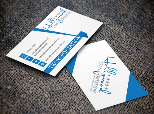 design Business Cards and Stationery  Draft # 135 by farzanahdesigner