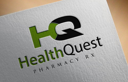 HealthQuest Pharmacy Rx A Logo, Monogram, or Icon  Draft # 22 by jackHmill
