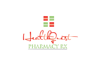 HealthQuest Pharmacy Rx A Logo, Monogram, or Icon  Draft # 35 by KnedKelly