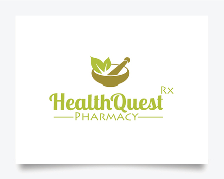 HealthQuest Pharmacy Rx A Logo, Monogram, or Icon  Draft # 47 by EXPartLogo
