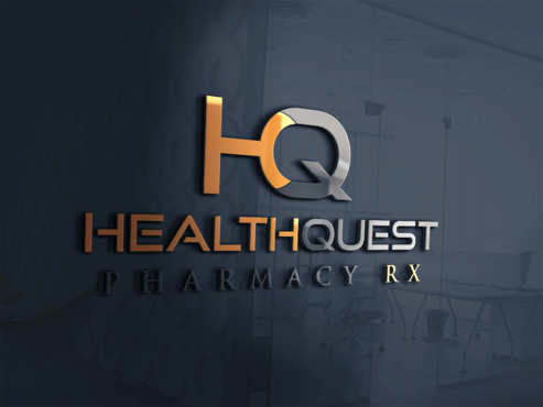 HealthQuest Pharmacy Rx A Logo, Monogram, or Icon  Draft # 60 by jackHmill