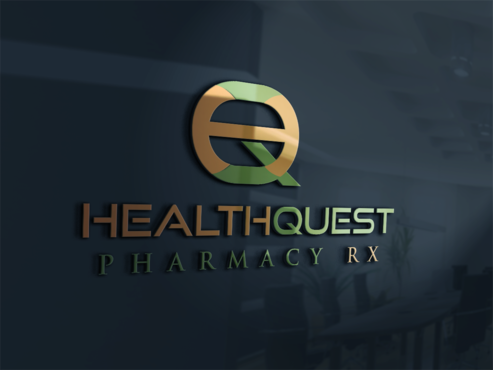 HealthQuest Pharmacy Rx A Logo, Monogram, or Icon  Draft # 65 by jackHmill
