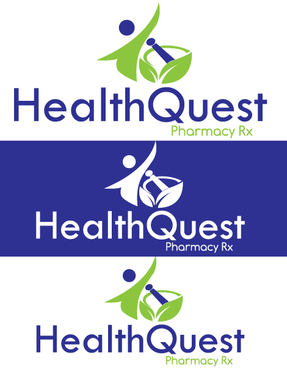 HealthQuest Pharmacy Rx A Logo, Monogram, or Icon  Draft # 72 by mazherali