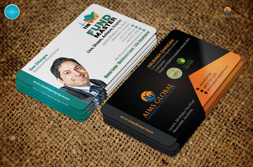 My Company logo is uploaded Business Cards and Stationery  Draft # 273 by aheadpoint