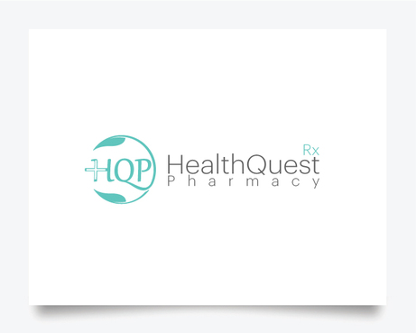 HealthQuest Pharmacy Rx A Logo, Monogram, or Icon  Draft # 87 by EXPartLogo